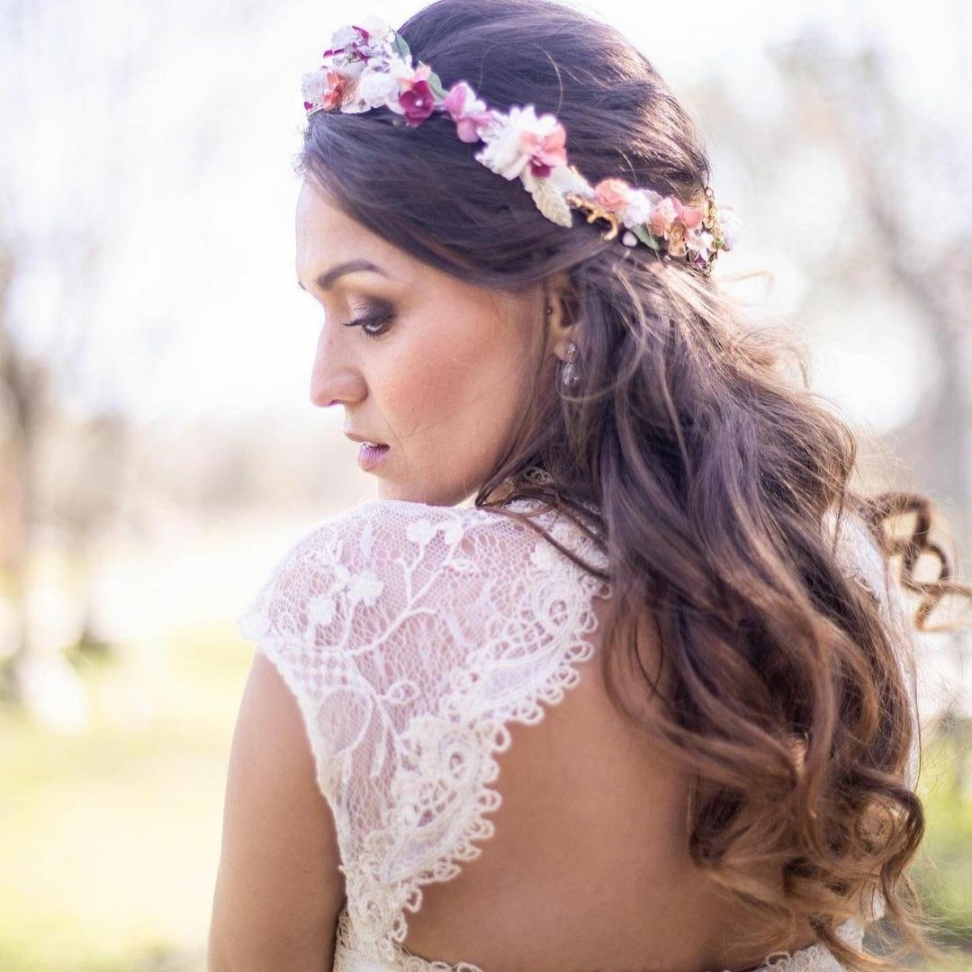 Peinados de novia 2021